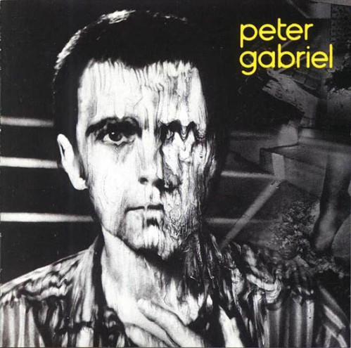 Peter Gabriel 3 (Melt) 1980, cover art by Hipgnosis, 1980