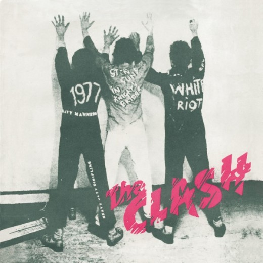The Clash 1977 White riot