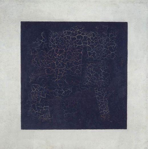 Black Square, 1915,