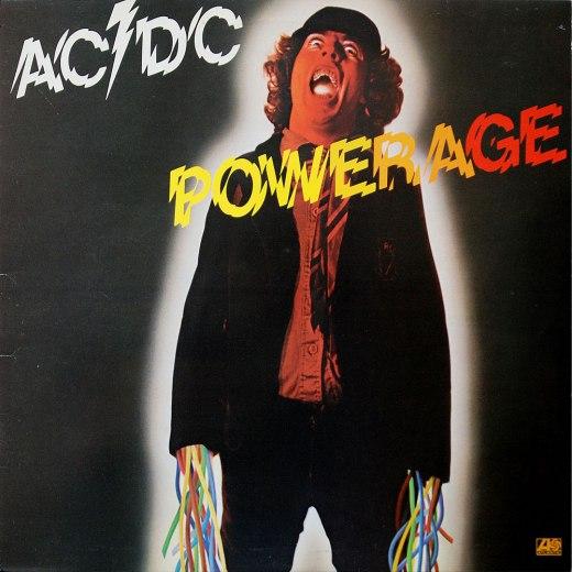 AC/DC Powerage 1978