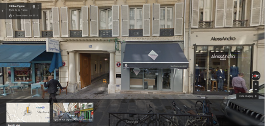 28 rue Vignon, Paris