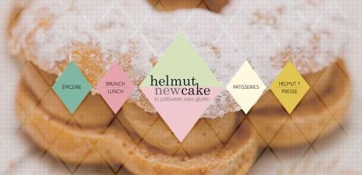 Helmut Newcake Homepage