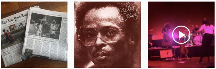 Miles Davis Get Up With It,