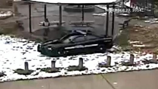 Tamir Rice surveillance video