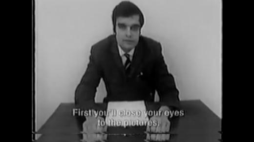 Harun Farocki, Inextinguishable fire, 1969