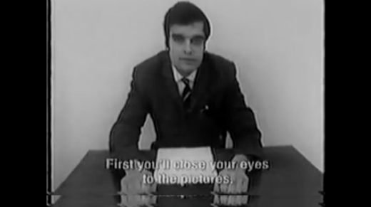 Harun Farocki, Inextinguishable fire, 1969