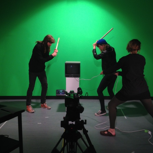 Test with actors