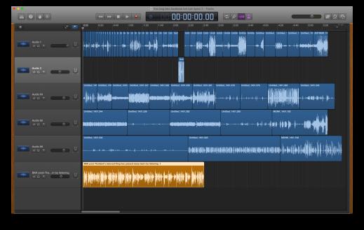 thai-king-piece-garageband-screenshot